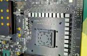 Possible prototype Z690 motherboard for Intel Alder Lake CPUs Spotted