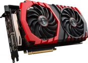 MSI GTX 1080 Ti GAMING X Review