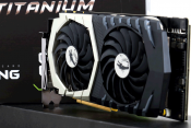 MSI GeForce GTX 1070 Ti Titanium 8G review