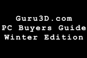 Guru3D PC Buyers Guide Winter 2017
