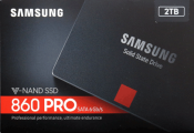 Samsung 860 PRO 2TB SSD review