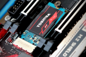 Toshiba OCZ RC100 240GB M.2. SSD review
