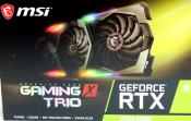 MSI GeForce RTX 2080 SUPER Gaming X TRIO review