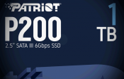 Patriot P200 1TB SATA3 SSD Review