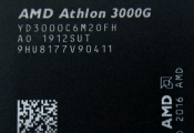 AMD Athlon 3000G review