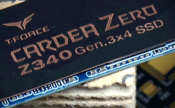 TeamGroup Cardea Zero Z340 M.2 NVMe review