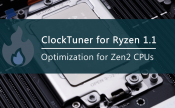 ClockTuner for Ryzen v1.1 (CTR) Guide by 1USMUS