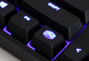 Cooler Master Quick Fire XTi keyboard review