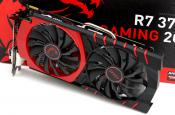 MSI Radeon R7 370 GAMING 2G Review