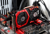 MSI GeForce GTX 1050 & 1050 Ti Gaming X Review