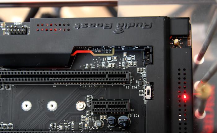 MSI Z97 Gaming 9 AC Motherboard Review - Audio - Sound Blaster Cinema 2