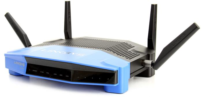 Review: Linksys WRT1900AC
