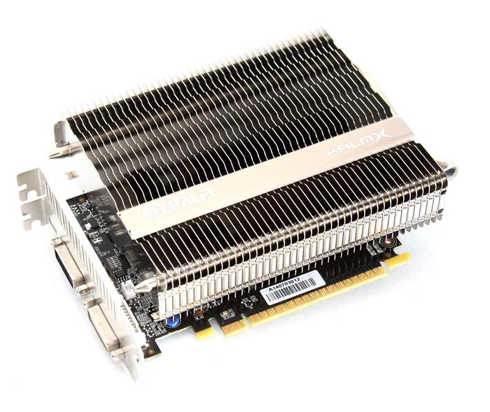 Palit GeForce GTX 750 Ti KalmX review - Page 1