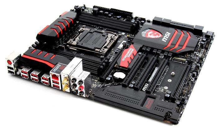 MSI X99S Gaming ...M.2 In Pcie Slot