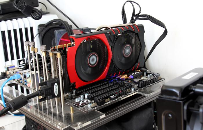 MSI GeForce GTX 970 Gaming OC review - Product Showcase
