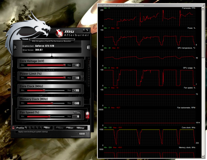 most stable nvidia driver for gtx 970