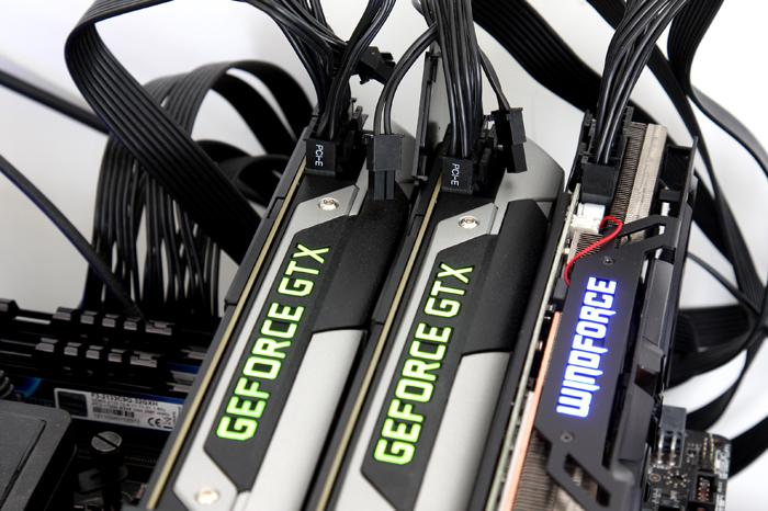 GeForce GTX 980 2 and 3-way SLI review - Power Consumption