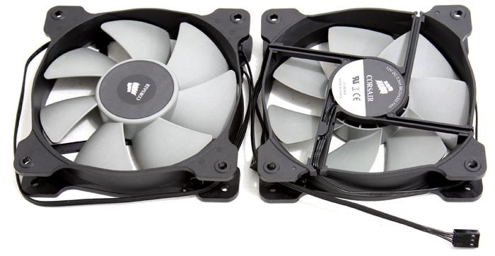 Corsair H100i Review Product Showcase