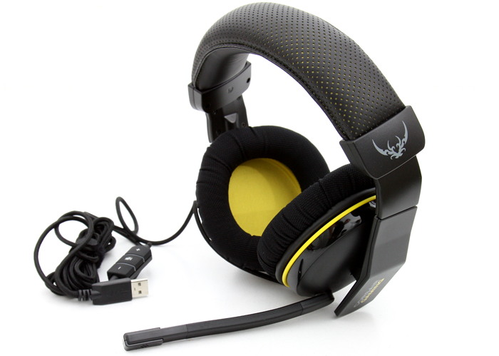 Corsair Gaming H1500 Dolby 7.1 headset review - Introduction