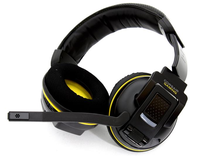 Review: Corsair Gaming H2100 wireless headset