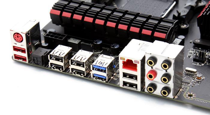 MSI 970 Gaming motherboard review - The MSI 970 Gaming
