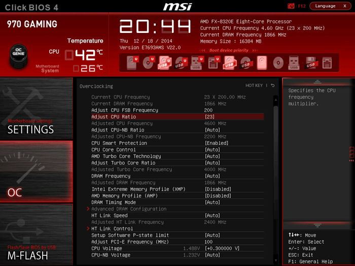 how to overclock a amd cpu