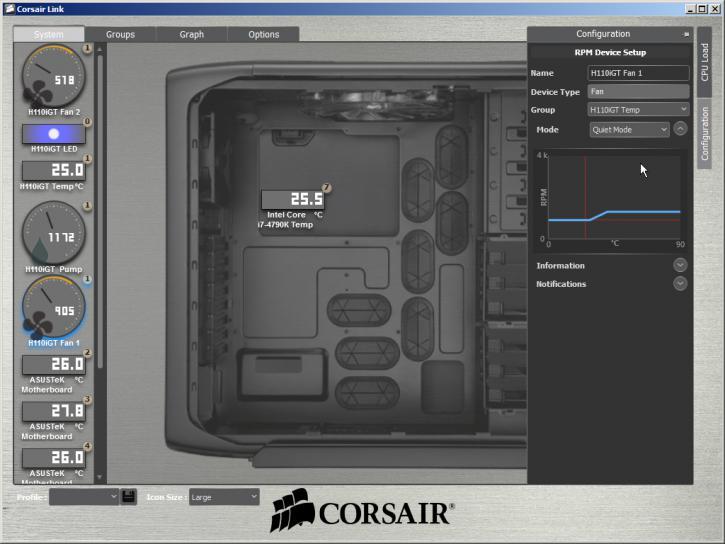 corsair link drivers windows 10