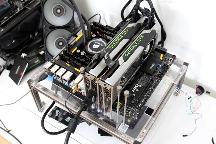 Pci express scaling game performance analysis review article join us in a review where we look into the pcie gen 11 20 and 30 performance versus single and multi gpu graphics card performance with some of the sciox Images