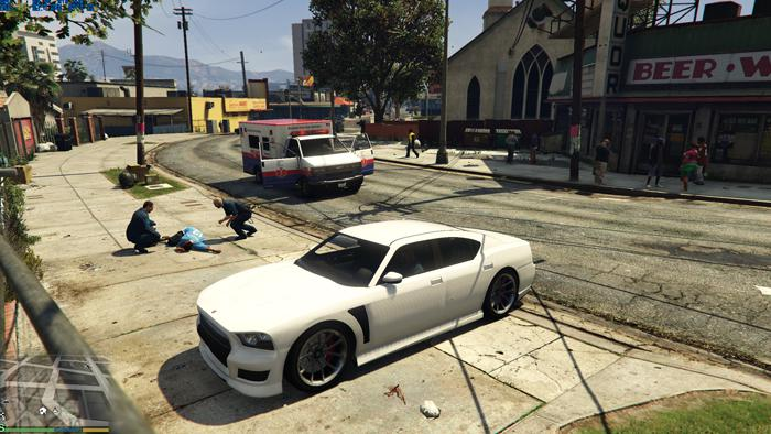 GTA-V PC Graphics Performance Review - DirectX 11 class graphics