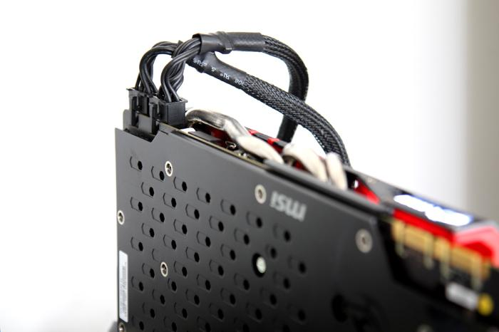 MSI GeForce GTX 980 Ti Gaming OC Review - Hardware Setup | Power
