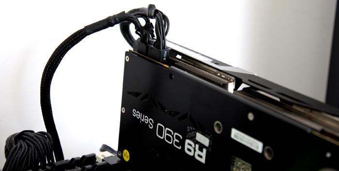 PowerColor Radeon R9 390 PCS+ 8GB review - Hardware Setup
