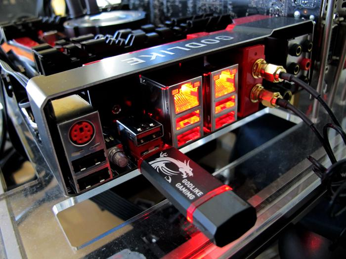 MSI X99A GODLIKE Gaming Motherboard Review - A Killer E2400 NIC
