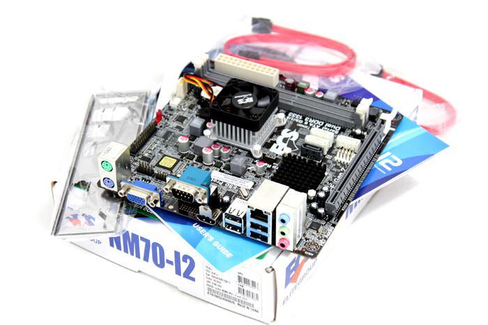 Intel Celeron Processor 847