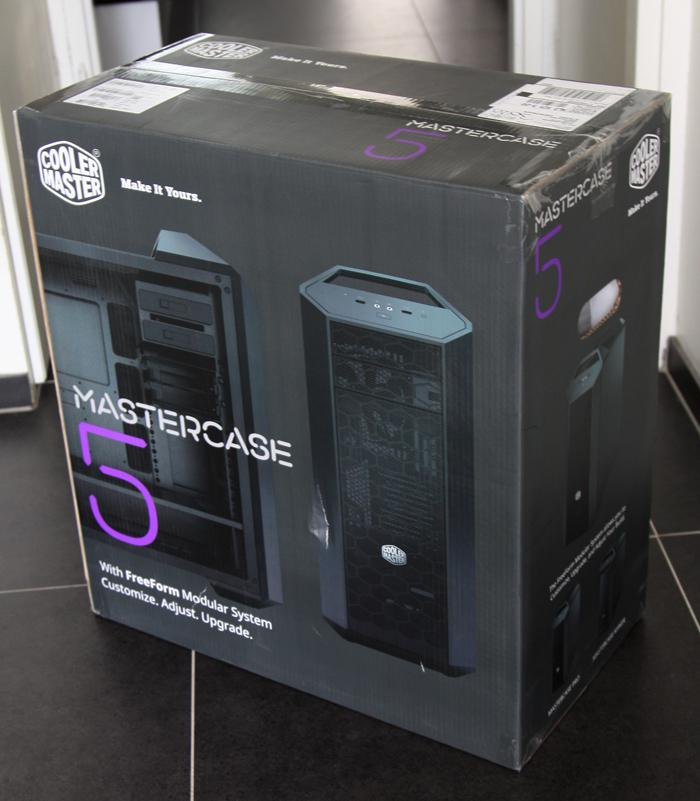 Cooler Master Mastercase 5 Pro Review Product Showcase