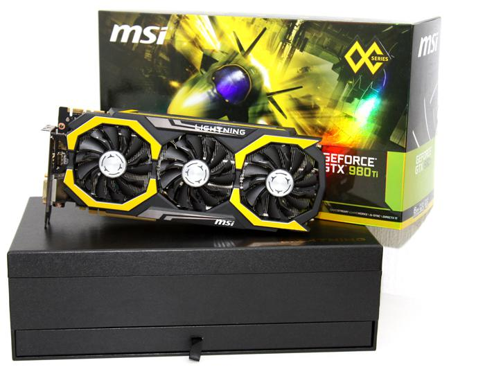 msi gtx 980 ti driver download