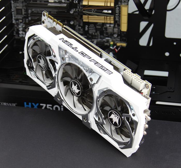 KFA2 GeForce GTX 980 Ti HOF Review - Introduction
