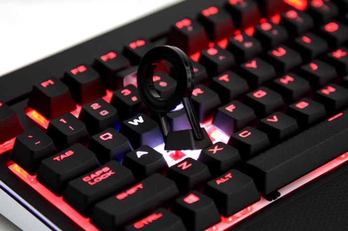Corsair Gaming Strafe Rgb Mx Silent Keyboard Review