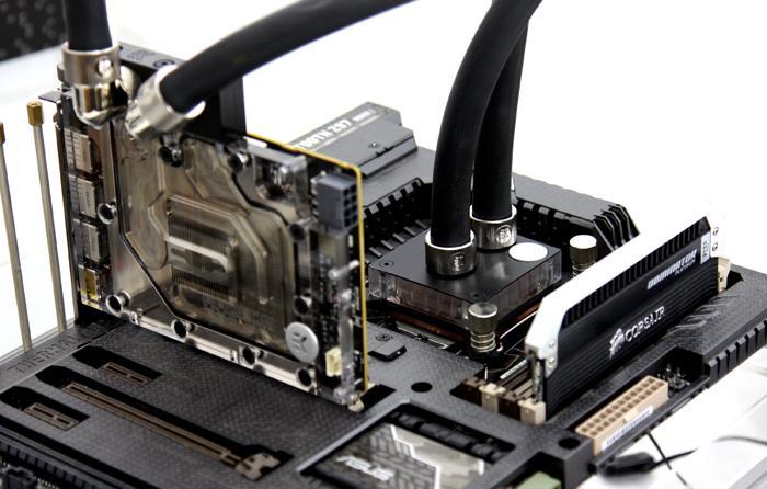 Ek Predator 360 Aio Cpu Amp Gpu Liquid Cooling Review
