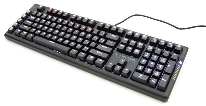 Zalman ZM-K700M keyboard review - Product Showcase