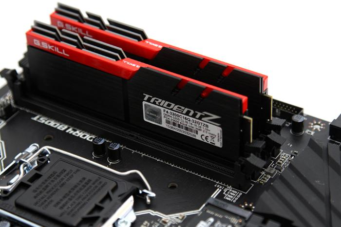 MSI Z170A SLI PLUS review - Performance System Memory: DDR4 2133 and