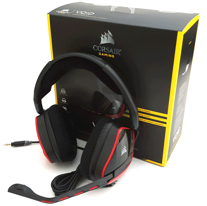 60f3304e743 Corsair Gaming VOID Surround Dolby Hybrid headset review - Introduction