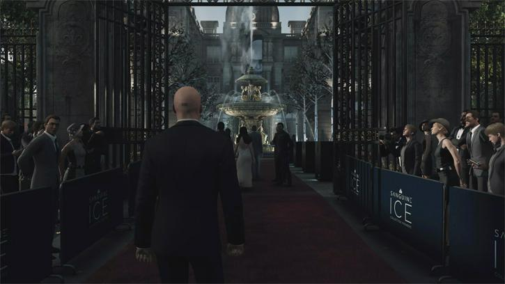 Hitman 2016 Pc Graphics Performance Benchmark Review System