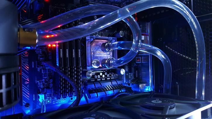 EK P360 Performance Liquid Cooling KIT review - Final Words