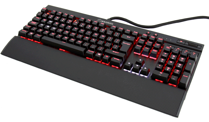 Tech House News: Corsair Gaming K70 RGB RapidFire keyboard