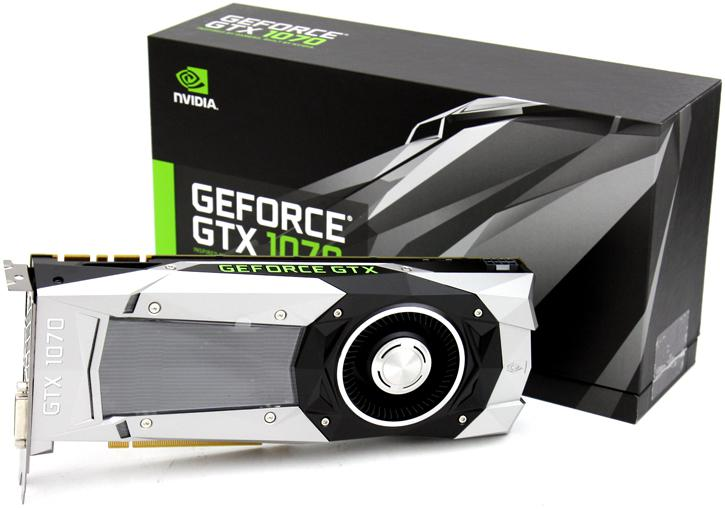 GeForce GTX 1070 Ti Specs and Details - Based on GP104-300