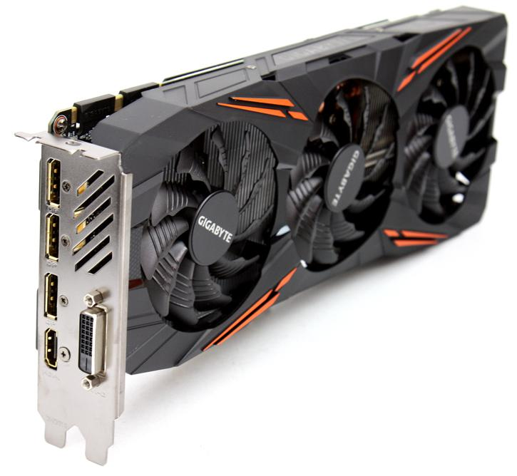 Gigabyte GeForce GTX 1080 G1 GAMING review - Product Showcase