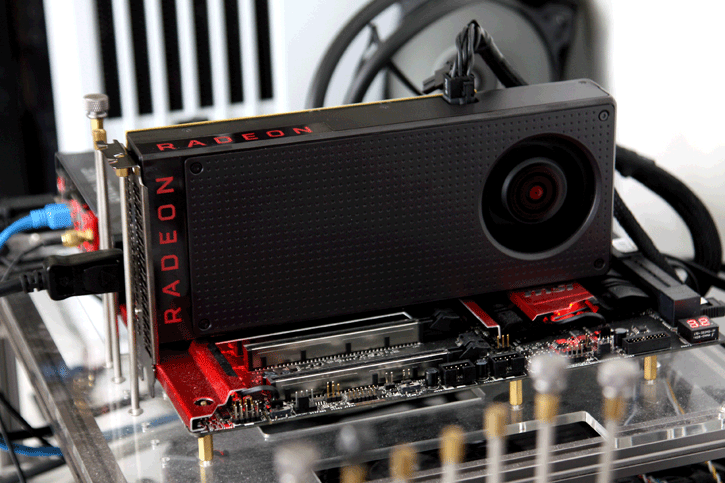 AMD Radeon RX 480 8GB review - Product Photos