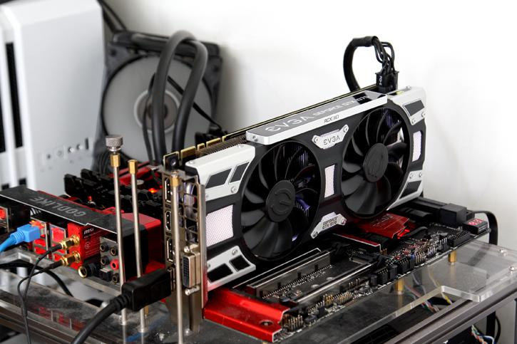 EVGA GeForce GTX 1070 SC Gaming review - Product Showcase