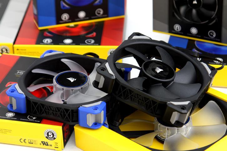 Corsair ML Series Magnetic Levitation Fan Review - Article