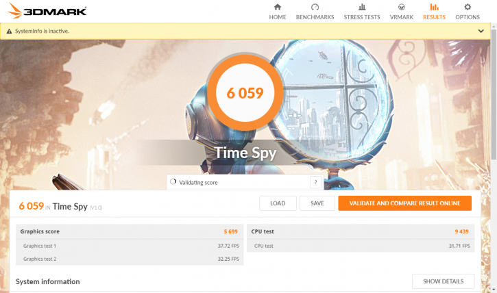 3DMark TimeSpy DirectX 12 Benchmark Review - Article Page 1